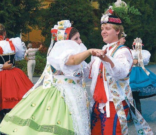 Vprůběhu roku je vHodoníně spousta folklorních akcí.