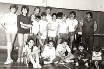 Hodonínští badmintonisté sice patřili ve třetí lize mezi nováčky, ale ve městě má tento individuální olympijský raketový sport více než třicetiletou tradici.