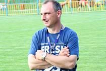 Trenér Petr Zemánek i po sérii porážek zůstává hlavním trenérem fotbalistů Mutěnic.