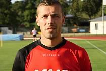 Zkušený stoper Roman Konečný (na snímku) patří ke klíčovým hráčům divizního Hodonína. V minulosti si slovenský zadák zahrál i Ligu mistrů.