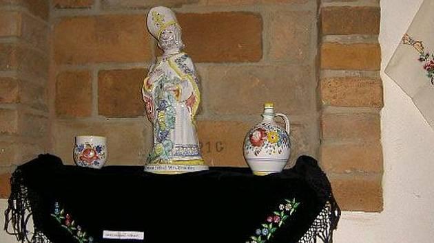 Šátek z lužické výstavy
