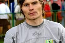 Gólman Mutěnic Petr Kupka.