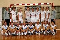 Vítěz třetího ročníku mezinárodního házenkářského tunaje Slovácký pohár HC Dinamo Volgograd.
