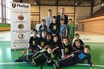 Florbalové naděje nového hodonínského kubu se představí ve sportovní hale TEZA na domácím turnaji přípravek.