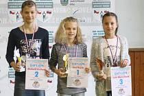 V sobotu dopoledne se v Hodoníně  konalo  vyhlášení  Hodonínský Běžecký Pohár Mládeže 2017.