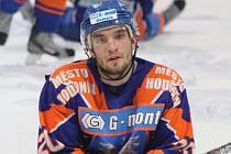 Hokejista David Skočovský.