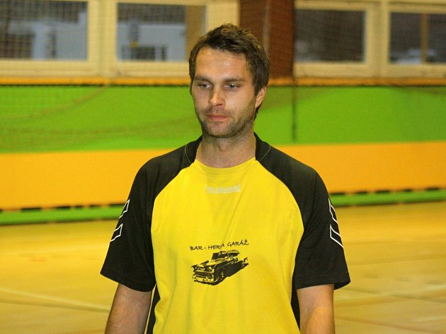 Útočník Beastie Boys Radek Šifel (na snímku) se na debaklu Zweigeltrebe 10:5 podílel jedním gólem.