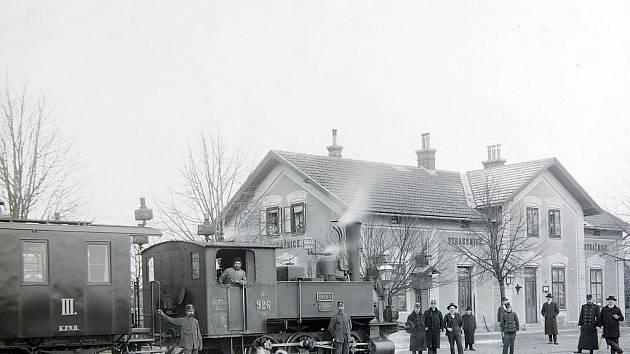 Historické fotografie Strážnice, z nové knihy Jiřího Pajera.
