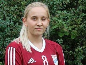 Devatenáctiletá házenkářka Adriana Kožuchová si na palubovce slovenské Šaľe odbyla interligovou premiéru.