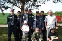 Sbor dobrovolných hasičů z Blatnice pod Svatým Antonínkem.