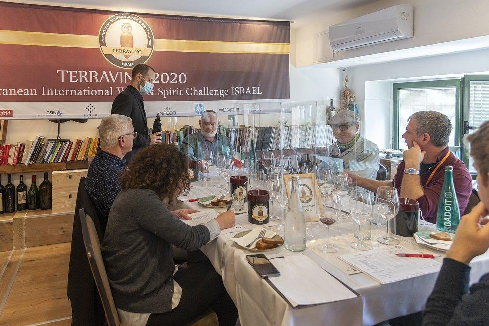 Vinařská soutěž, ilustrační foto.
