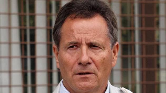 Známý trenér František Komňacký dovedl fotbalisty Hodonína do třetí ligy.