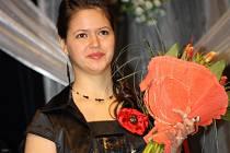 Karatistka Veronika Ištvánková byla zvolena Nejlepší sportovkyní Města Hodonína pro rok 2010 v kategorii žen.
