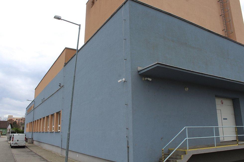 Kulturní dům Strážničan v květnu 2021.