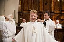 Čejkovický kněz Petr Balát.