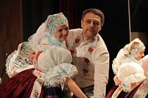 V Dubňanech vyvrcholily dvoudenní folklorní oslavy.