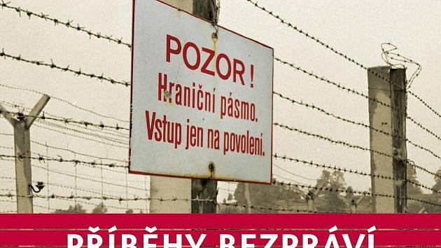 Plakát letošního ročníku akce Příběhy bezpráví.