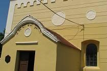 Synagoga ve Stážnici prošla v posledních letech opravami. Další ji čekají.