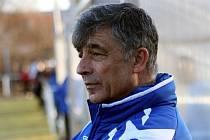 Kouč Vracova Karel Lejsal se vzdal na začátku roku funkce místopředsedy klubu. Divizní tým ale povede dál.