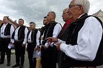 Věteřov oslavil 880. výročí založení obce Sjezdem rodáků.