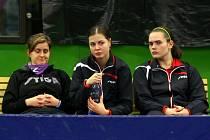 Stolní tenistky Hodonína prohrály v dramatickém finále Českého poháru s Břeclaví 4:5.