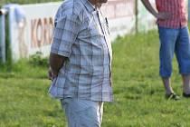 Trenér Velké Petr Kohůt