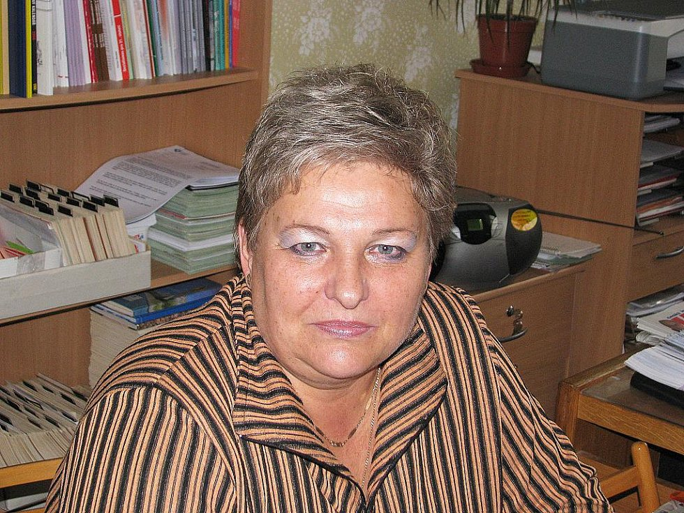 Martina Milerová.