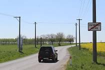 Mistřín se má rozšířit o novou ulici Přední díly. Odbočit k ní by se mělo ze silnice mezi Mistřínem a Šardicemi.