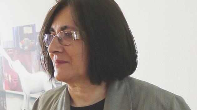 Ve Veselí nad Moravou vystaví svá díla slovenská umělkyně.
