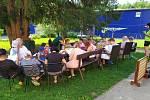 Během prázdnin proběhlo v Kyjově několik mezigeneračních setkání.