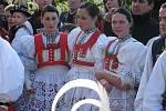 V Bohuslavicích o hodech setnuli berana.