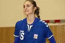 Juniorská reprezentantka Jana Šustková má poraněné koleno a házenkářkám Veselí nad Moravou bude v nejvyšší ženské soutěži chybět.