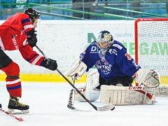 Béčko Hodonína přišlo v Krajské lize jižní Moravy a Zlína o šanci postoupit do play off. Rezerva Drtičů prohrála v Boskovicích vysoko 2:9.
