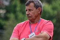 Zkušený trenér Jaroslav Bíla (na snímku) fotbalisty Blatnice dál nepovede. Pod svatým Antonínkem totiž po pěti a půl letech skončil.