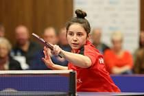 Hodonínská Solomija Bratejková měla na olympijské kvalifikaci výborný začátek, ale letenku do Tokia nakonec nevybojovala.