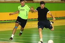 Young Boys si poprvé zahrají ve finále JM Sport ligy. Na výhře nad Flamengem 7:3 se dvěma góly podílel i Petr Fojtík (v černém triku).