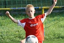 Desetiletý hráč RSM Hodonín Michal Fatěna se v dresu E.ON Dream Teamu zúčastnil turnaje v Rumunsku, kde získal bronzovou medaili.