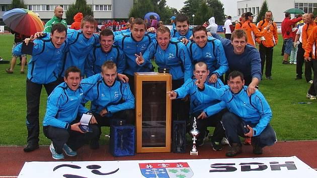 Velký úspěch slaví sbor dobrovolných hasičů ze Svatobořic-Mistřína. Na Mistrovství České republiky zvítězili v požárním útoku. Celkově skončili na druhé příčce.