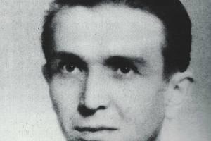 Komunistický politik Jiří Sosnar