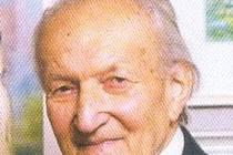 Malíř a učitel Karel Novák.