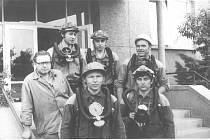 Dubňany se s narůstajícím počtem obyvatel, který souvisel s důlním a zpracovatelským průmyslem, dostaly v roce 1964 mezi města.