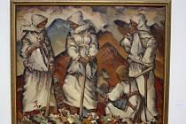 Velkou postavu slovenského výtvarného umění první poloviny dvacátého století, Martina Benku, představuje současná výstava v Galerii výtvarného umění v Hodoníně.