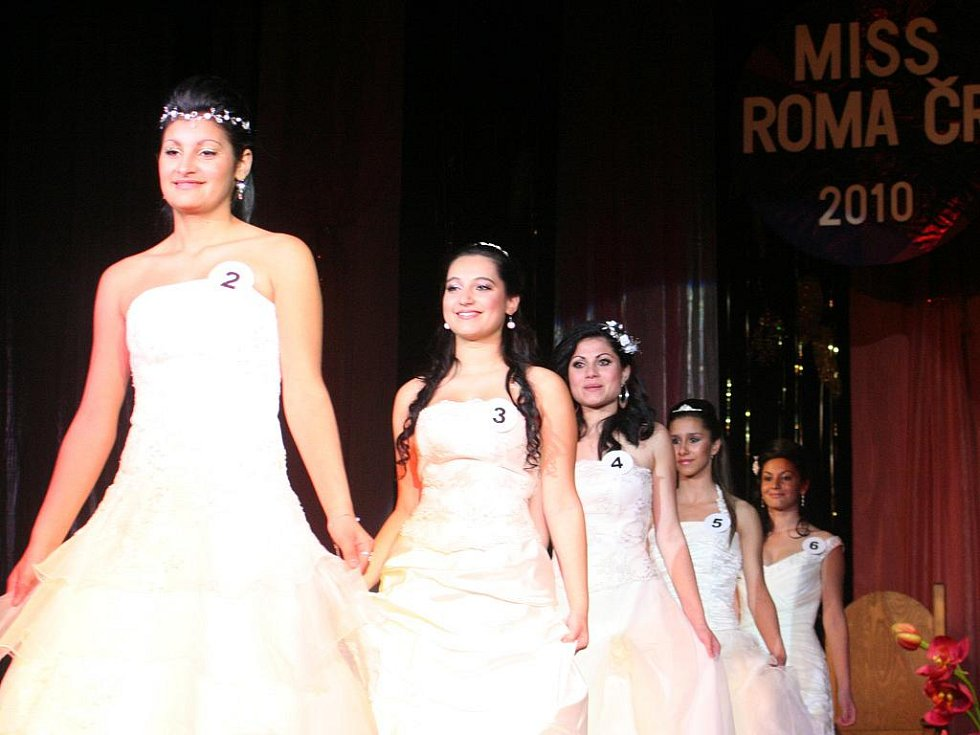 Miss Roma ČR 2010