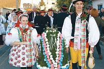 Mladí stárci s Věncem.