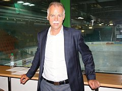Šéftrenér svazu ledního hokeje a manažer české reprezentace Slavomír Lener si nenechal ujít turnaj čtyř zemí, který se od pátku do neděle koná v Hodoníně.