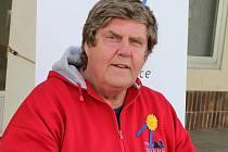 Rudolf Bauer se baví i v penzi, hlavně potápěním.