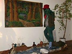 Setkání s vodníkem zprostředkuje o prázdninách Masarykovo muzeum v Hodoníně.