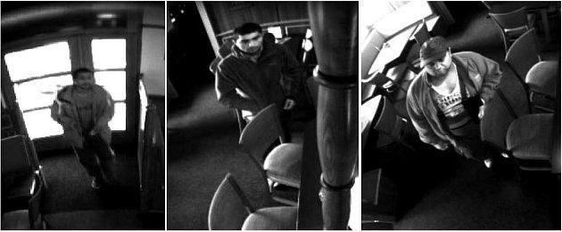 Tři muže, kteří měli zjednoho barů vKyjově na Hodonínsku sebrat peníze, hledá policie.