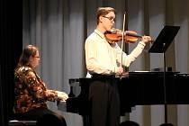 Koncert pro Vážku ZUŠ Veselí nad Moravou