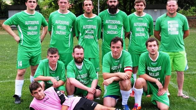 Fotbalisté Želetic budou hrát v příští sezoně čtvrté třídy pod hlavičkou nenkovické rezervy.
